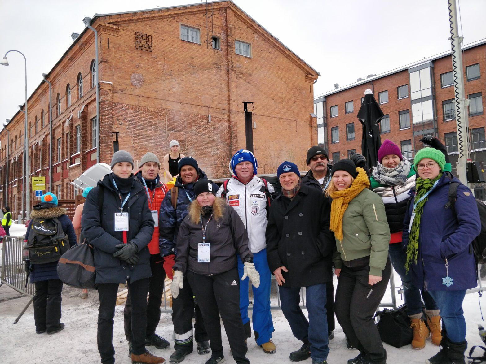 Talviuinnin SM-kilpailut 2020 Joensuussa